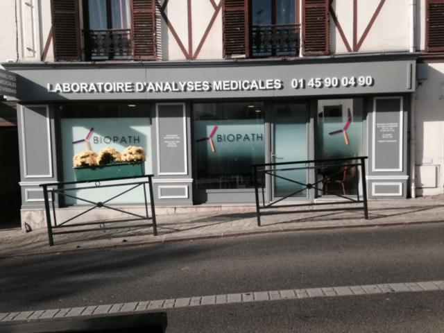 Laboratoire d 39 analyse m dicale 94 la queue en brie biopath for Laboratoire d analyse salon de provence